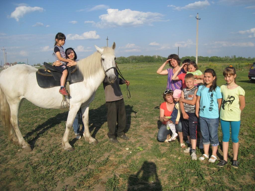 Экскурсия для малышей