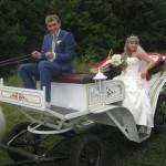 Свадебный выезд