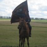 Конный парад в г. лев-Толстой